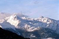 Aussicht vom Chalet