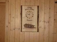 Stube - unser Chalet in Grächen,VS