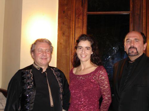 Trio La Bonbonnière